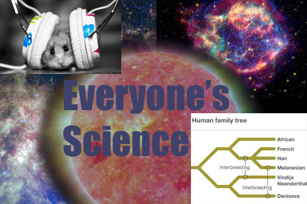 Everyone's Science at spherical-cow